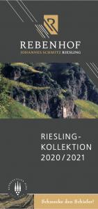 Rebenhof Riesling-Kollektion 2020/2021